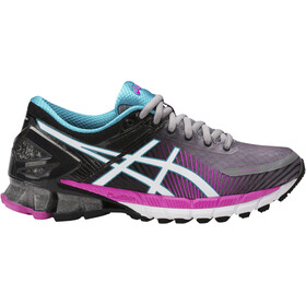 asics Gel-Kinsei 6 Shoes Women aluminum/white/pink glow